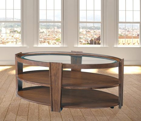 וורנון – שולחן סלוני על גלגלים
