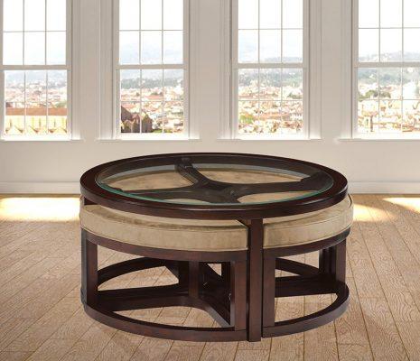 ריצ'מונד – שולחן סלוני נפתח