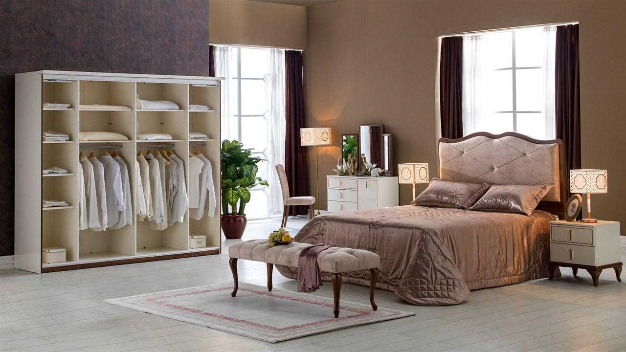 קלרה חדר שינה רילקסון מיטה מרופדת מיטה מפוארת (7)