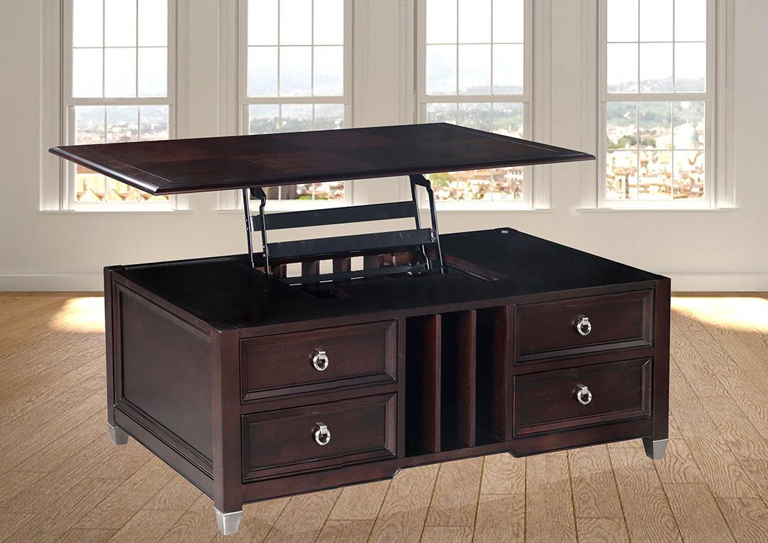 שולחן טרנספורמר סלוני רילקסון דגם בלוויל