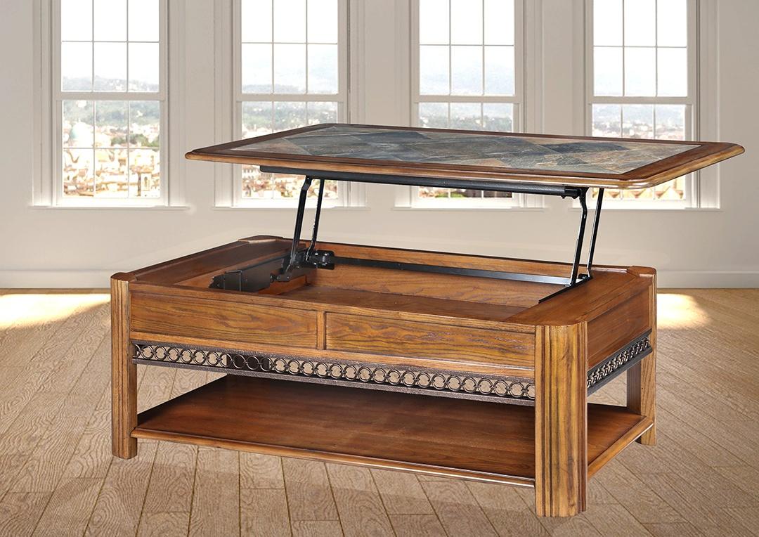 שולחן טרנספורמר סלוני רילקסון דגם רודסטון 2