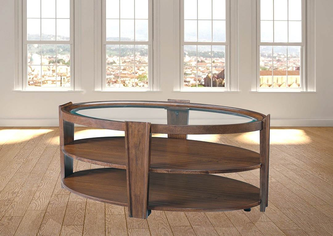 שולחן סלוני על גלגלים רילקסון דגם וורנון