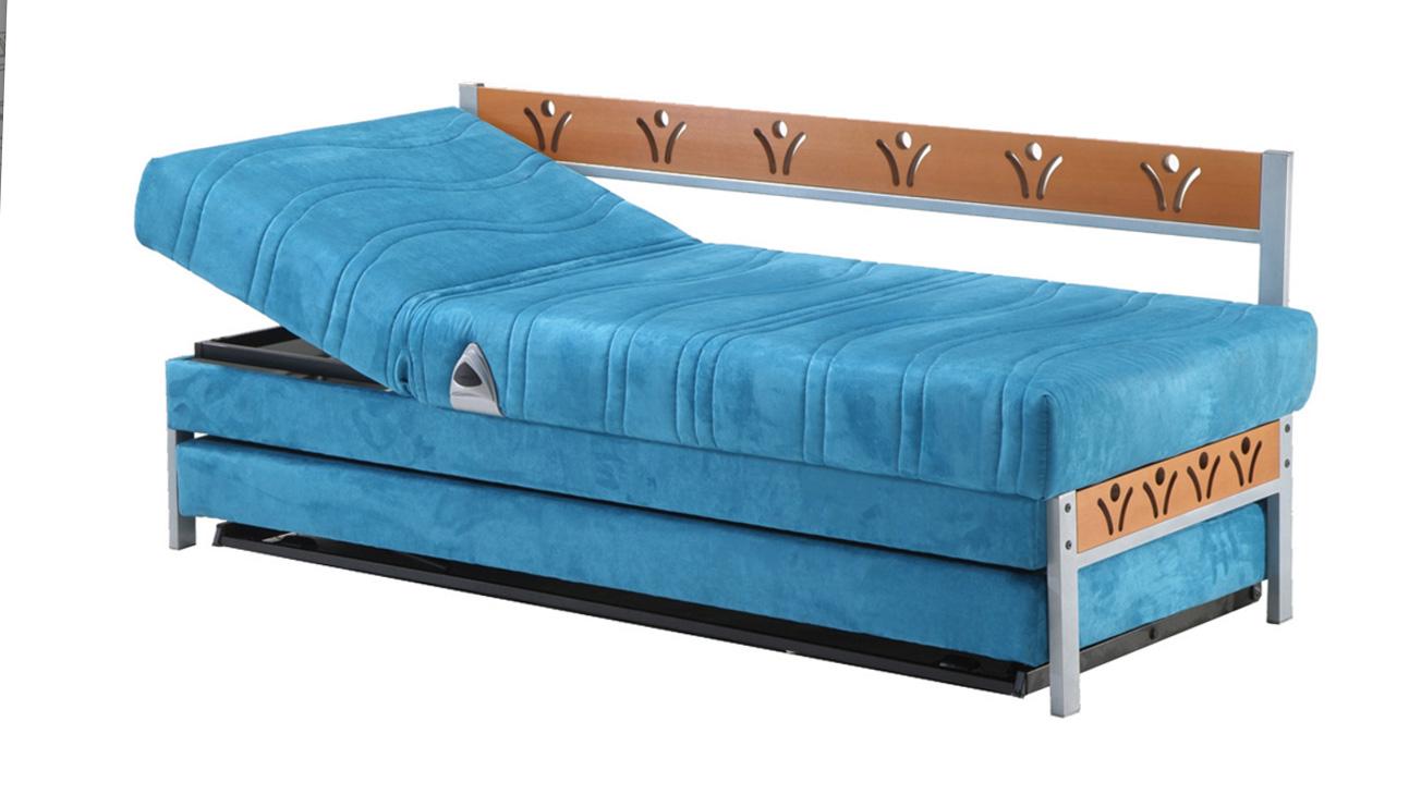 4 מיטת נוער 80 רוחב רילקסון