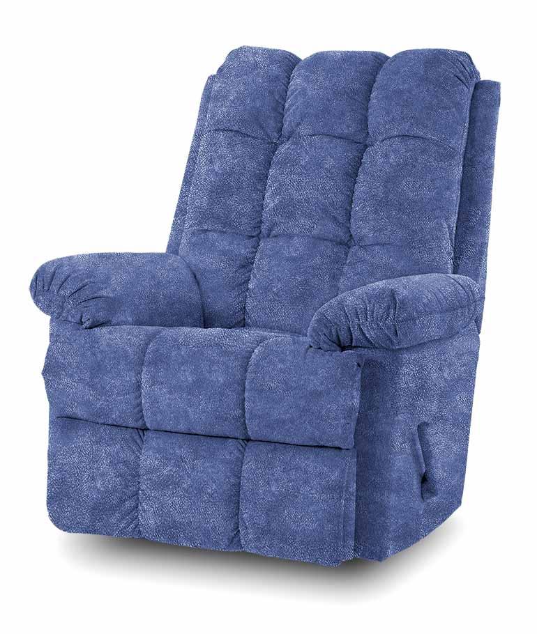 492 כורסת טלויזיה רילקסון קנדה 4724-07 כחול