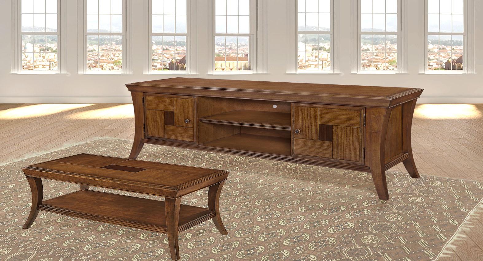 מזנון ושולחן בעיצוב מודרני