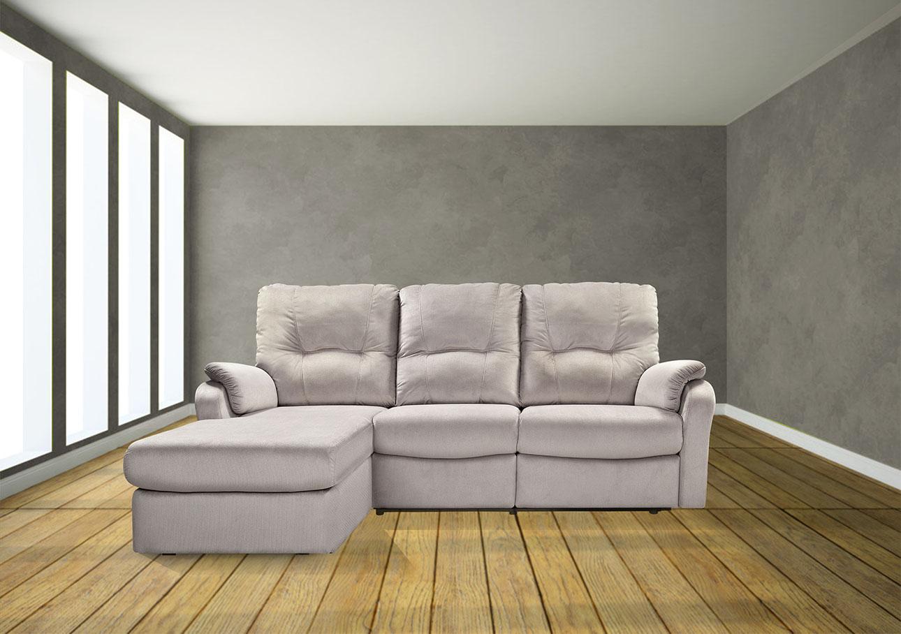 ספת שזלונג קטנה 3 מושבים עם ריקליינרים רילקסון קנדה דגם 8099