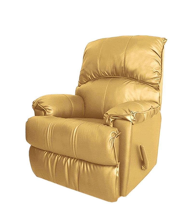 602 רילקסון קנדה עור קאמל כורסא כורסת טלויזיה כורסת טלוויזיה