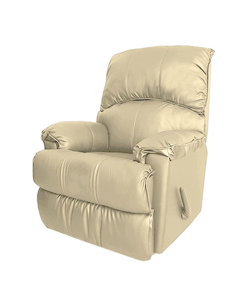 602 רילקסון קנדה עור קרם כורסא כורסת טלויזיה כורסת טלוויזיה