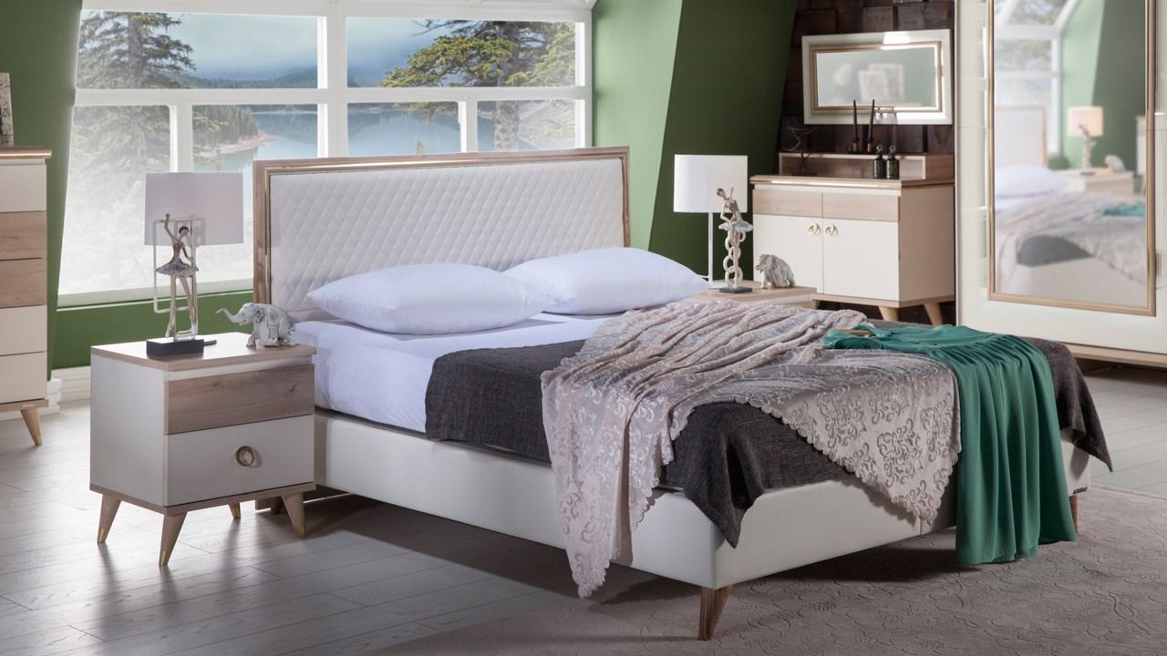 חדר שינה בעיצוב מודרני (2)