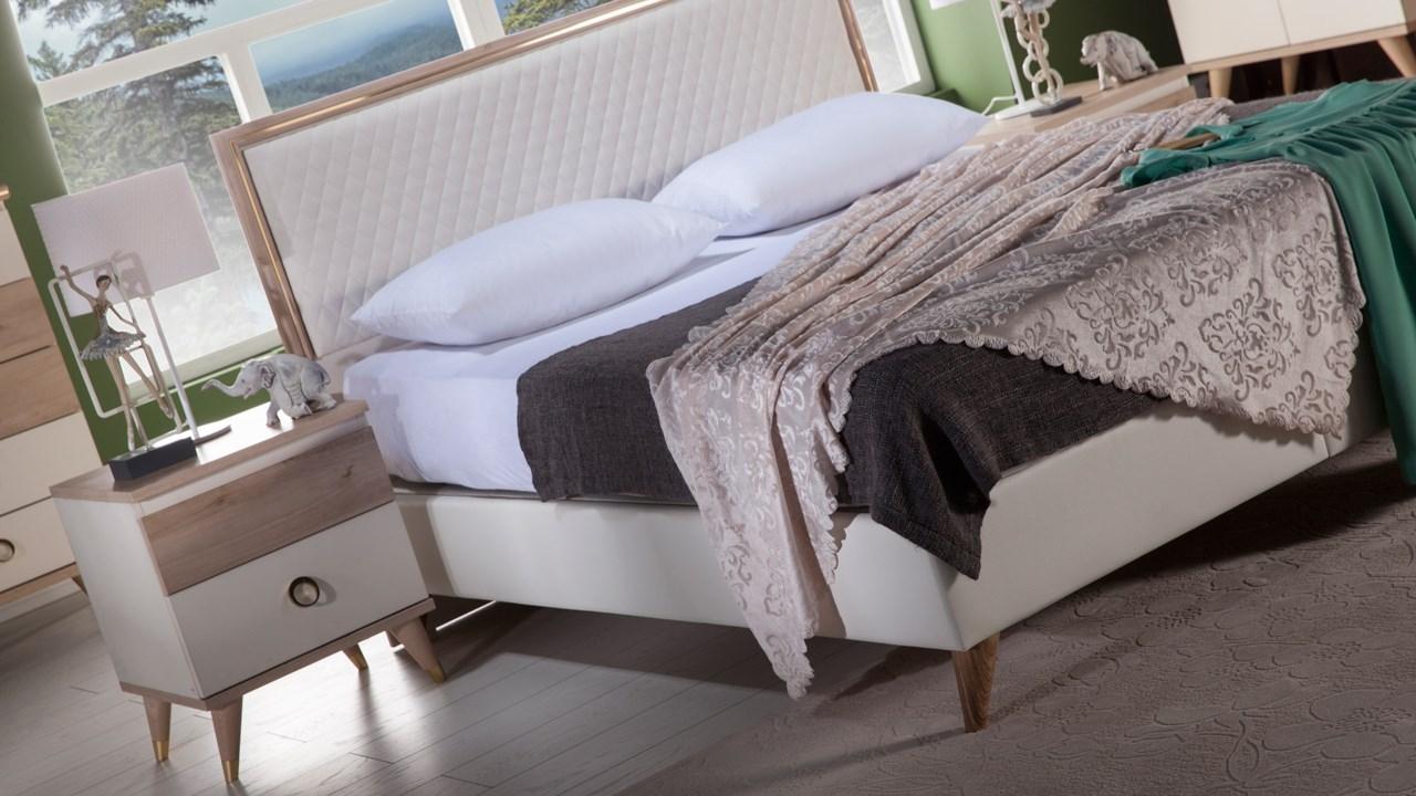 חדר שינה בעיצוב מודרני (3)