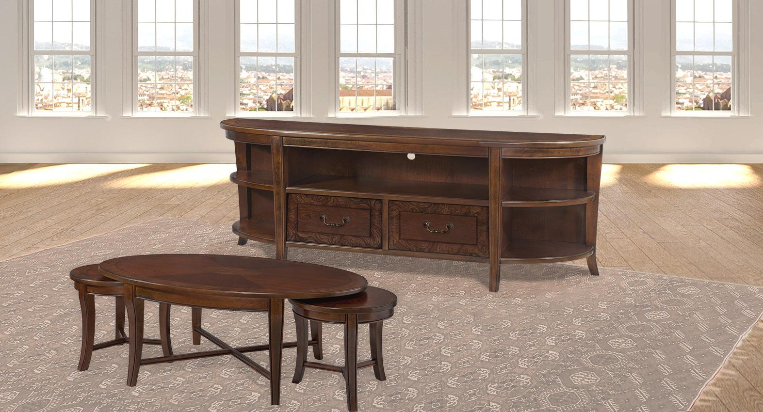 מזנון ושולחן בעיצוב אנגלי קלאסי: דאוסון סט