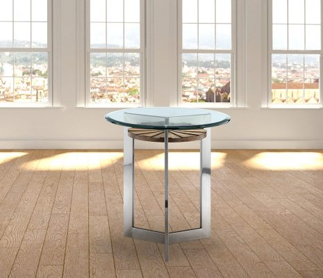 צ'רצ'יל – שולחן פינתי לסלון