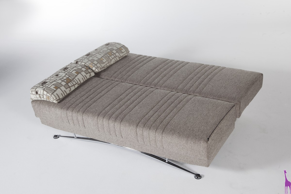 ספה נפתחת למיטה מושבית מפוארת2