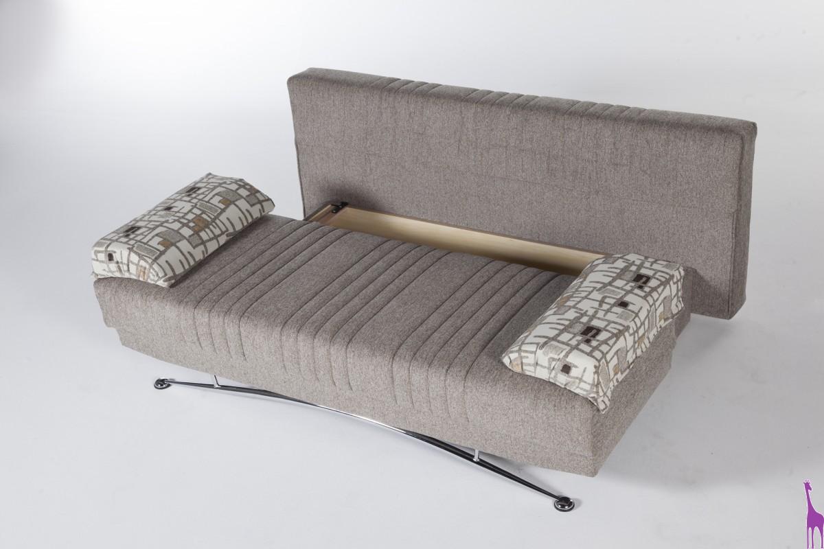 ספה נפתחת למיטה מושבית מפוארת3
