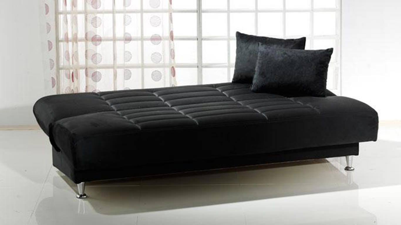 ספה נפתחת לשינה מיטה וחצי ורדו3