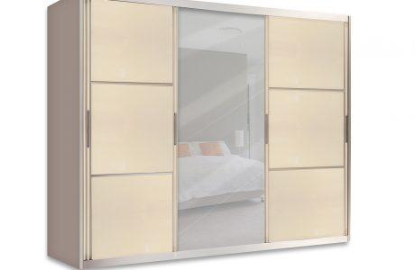 ארון הזזה 3 דלתות ברוחב 2.40 מטר