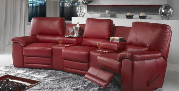 מערכת ישיבה לקולנוע ביתי 9090