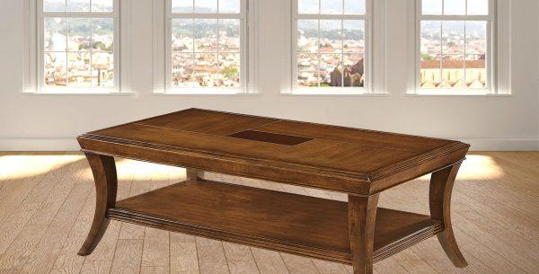 ג'ספר – שולחן סלוני מעץ מלא