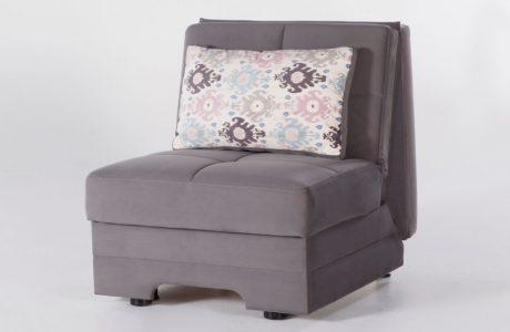 כורסא נפתחת למיטה – קומפקטית במיוחד