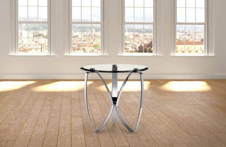 שולחן פינתי מודרני – דגם פרני