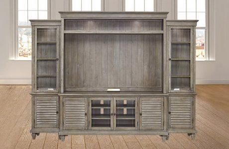 מזנון קיר ענק לסלון – דגם פרינסטון