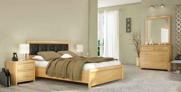 חדר שינה אלון מבוקע